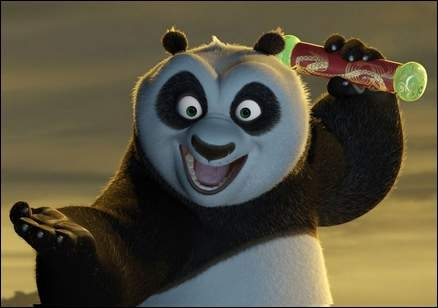 "Kung_Fu_Panda ""I have the secert to success. Come and get it"""