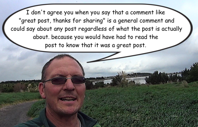 commenting on posts